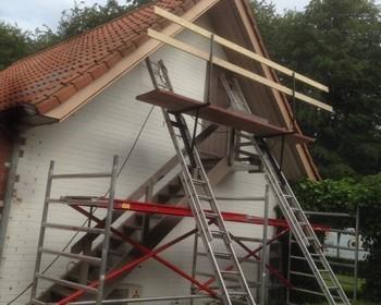 Interieurbouw Bjorn Vanthuyne - Buitenschrijnwerk
